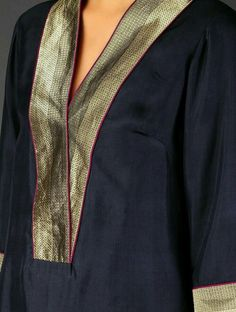Raw silk.. Green & Maroon