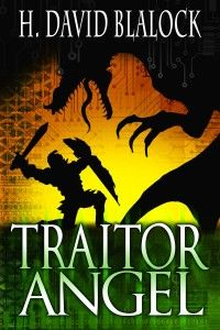 Angelkiller and Traitor Angel, H. David Blalock (#1 and #2 in trilogy)