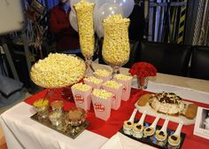 Bring a bit of Hollywood to your Oscar party with Carson Kressley's fabulous tips & recipes on our site!
