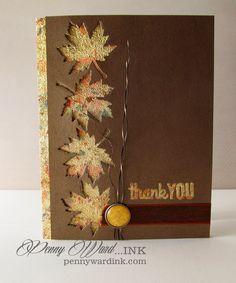 Penny Ward INK: CardMaker & Poppy Stamps Blog Hop