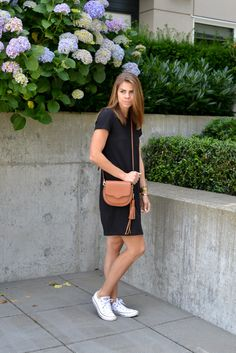 tee shirt dress | fishbowl fashion