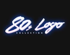 """Check out new work on my @Behance portfolio: """"80s Logo Collection"""" http://be.net/gallery/33154345/80s-Logo-Collection"""