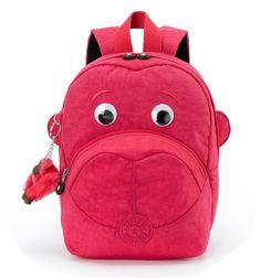 Kipling Monkey Face Bag