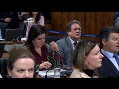 Comissão no Senado dispensa 4 testemunhas e tem bate boca 13/06/2016