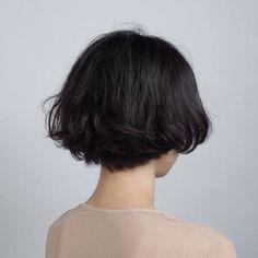 coiffure de cheveux coupe carré (hair)