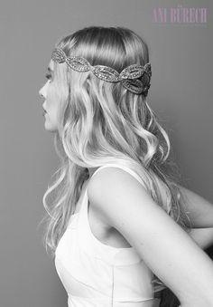 #Ani Bürech #tocado #novia #boda #bridal #headpiece #wedding #tiara #infinity