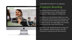 Corporate Identitiy & Design for Petereit by SYNDICATE DESIGN AG