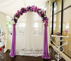 Wedding arch Свадебная арка.