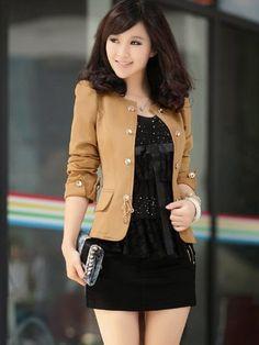 Korean Fashion / Kore Giyim Modası