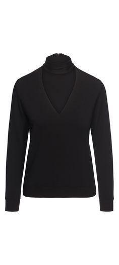 Bailey 44 Eye Splice Sweatshirt in Black / Manage Products / Catalog / Magento Admin
