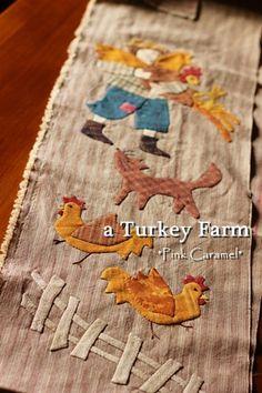 Patchwork *Pink Caramel*: The Farmer's Wife Sampler Quilt 27