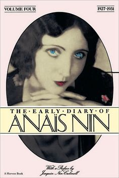The first of many of Anais Nin's diaries