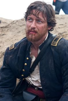 Still of James McAvoy as Frederick Aikin in The Conspirator (2011)