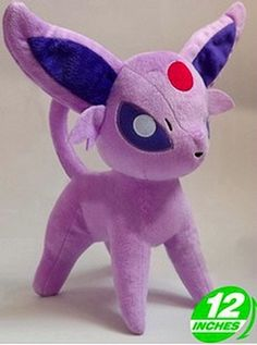 Hey, I found this really awesome Etsy listing at https://www.etsy.com/listing/171474634/espeon-plush-doll-pokemon-pocket-monster