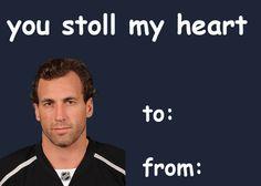 Stoll hockey Valentine