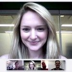 Hangout on #CabernetDay with Google+
