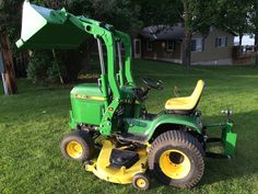 A forum community dedicated to all Tractor owners and enthusiasts. John Deere Garden Tractors, Yard Tractors, Small Tractors, Compact Tractors, John Deere 400, Types Of Lawn, Mowers For Sale, John Deere Equipment, Yard Tools