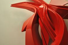 05 Small Glimpse Glossy, 2012, Sculpture made by plastic, Size - 14 x 9.8 x 7 inches