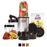 buy now The Original Magic Bullet Blender, Mixer & Food Processor is the incredible personal, versatile 'Countertop Magician' that does the job of multiple kitchen appliances all in one, . Nutribullet, Blender Mixer, Cooking Appliances, Kitchen Appliances, Magic Recipe, Fresh Salsa, Magic Bullet, User Guide, Yummy Snacks