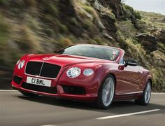2014 Bentley Continental GT Coupe/Convertible V8 S revealed - Kelley Blue Book