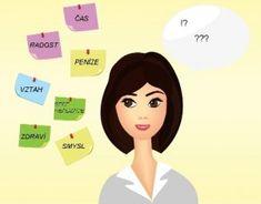 """V tomto díle si bude povídat o tom, jaký je smysl života… Lidé se často táží, jaký smysl má život…  Což je pouze méně specifikovaná otázka, která se v zápětí promění v otázku:  """"Jaký smysl má můj vlastní život?""""     Na rovinu: Existuje tady ještě jedno ale:   """"Co je smyslem (mého) života?"""" se ptají více lidé, kteří jsou spíše reaktivní (viz. reaktivita a proaktivita)… Lidé proaktivní se oproti tomu ptají: """"Jaký smysl dám svému životu?"""" A v tom je celý, ale velmi zásadní rozdíl… Disney Characters, Fictional Characters, Challenges, Disney Princess, Fantasy Characters, Disney Princesses, Disney Princes"""