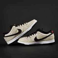 487fc1586f85cd  TrainerTuesday – Nike SB Hemp Dunk Low in Bamboo Link in our Bio  NikeSB