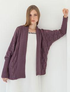 Lana Grossa AJOURJACKE 365 Cashmere - ALL SEASONS 365 No. 2 - Modell 6 | FILATI.cc WebShop
