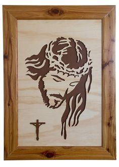 Wooden Cross Patterns Free Jesus for local church. - Scroll Saw Woodworking & Crafts Message . Intarsia Woodworking, Woodworking Patterns, Woodworking Crafts, Woodworking Vise, Woodworking Beginner, Woodworking Furniture, Woodworking Quotes, Woodworking Store, Woodworking Workshop