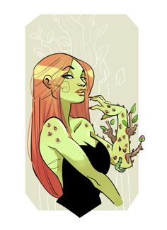 Poison Ivy by Starfeetbabe