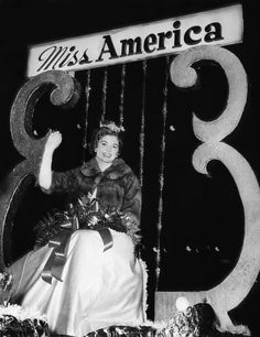 Miss America 1964, Donna Axum Whitworth
