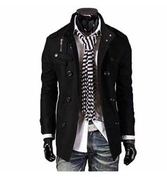 Men's Style: The Citizen Black!