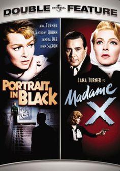 Madame X with Lana Turner....great movie!