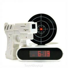 Nie ma to jak oddać kilka celnych strzałów w poniedziałkowy poranek... Pamiętajcie żeby broń zostawić w domu ;)