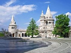 budapest highlights - fishermans bastion