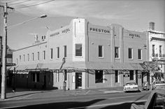 History of Geelong & District and the Bellarine Peninsula Melbourne Victoria, Victoria Australia, Preston Victoria, Old Photos, Vietnam, Hotels, Street View, Drink, Writing