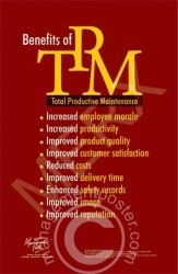 Benefits of TPM (total productivity maintenance)