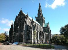 Glasgow, Scotland Cathedral