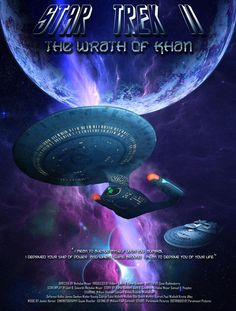 Star Trek II: The Wrath of Khan - 1982