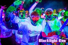Blacklight Run.... doing this 5k in March! Super excited!