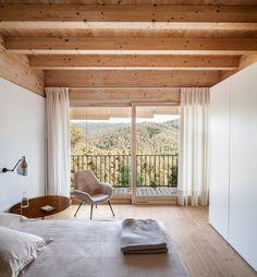 House LLP von Alventosa Morell Arquitectes | Einfamilienhäuser