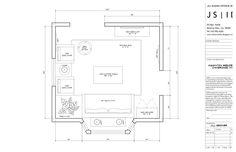 Cambridge MA Online Design Project Living Room Furniture Floor Plan Layout Option 2