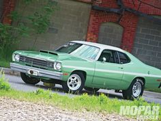 duster dart pro touring | 1974 Plymouth Duster  I had an old Duster back in the day so....