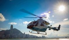 The Peninsula Hotels helicopters