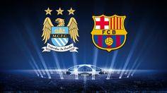 Barcelona x Manchester City AO VIVO - Liga dos Campeões