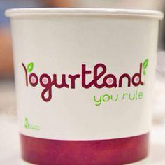 YOGURTLAND #yogurtland #yogurt #dessert