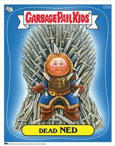 Dead Ned...HA!