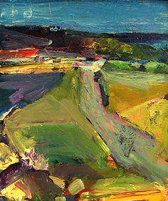 Terry St. John: Berkeley Marina, 2003