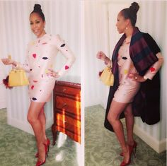 Marjorie Harvey Instagram fashion 1