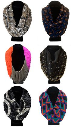 Not your Baby's bib from Roarke New York. Love the Collection.