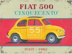 Fiat 500 'Cinquecento'  55max.com